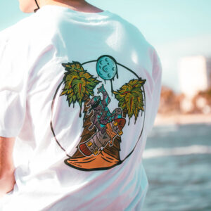 California Dreaming – Moon Time Tee