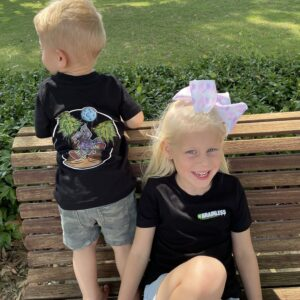 California Dreaming – Moon Time Kids Tee